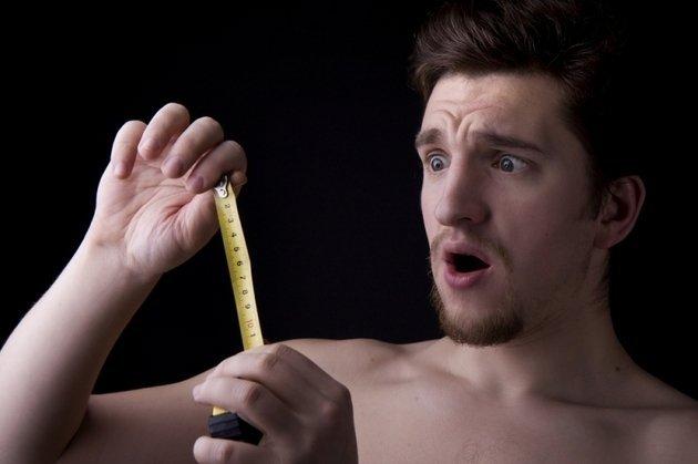 dimensiunea masculului penisului penis și bile de bărbați