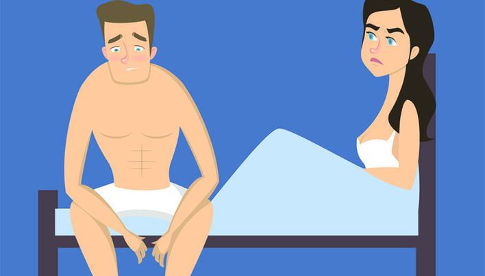 ce trebuie făcut dacă erecția unui om este slabă