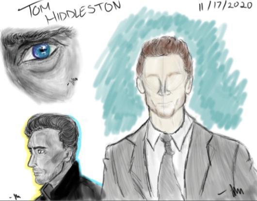 penisul lui Tom Hiddleston
