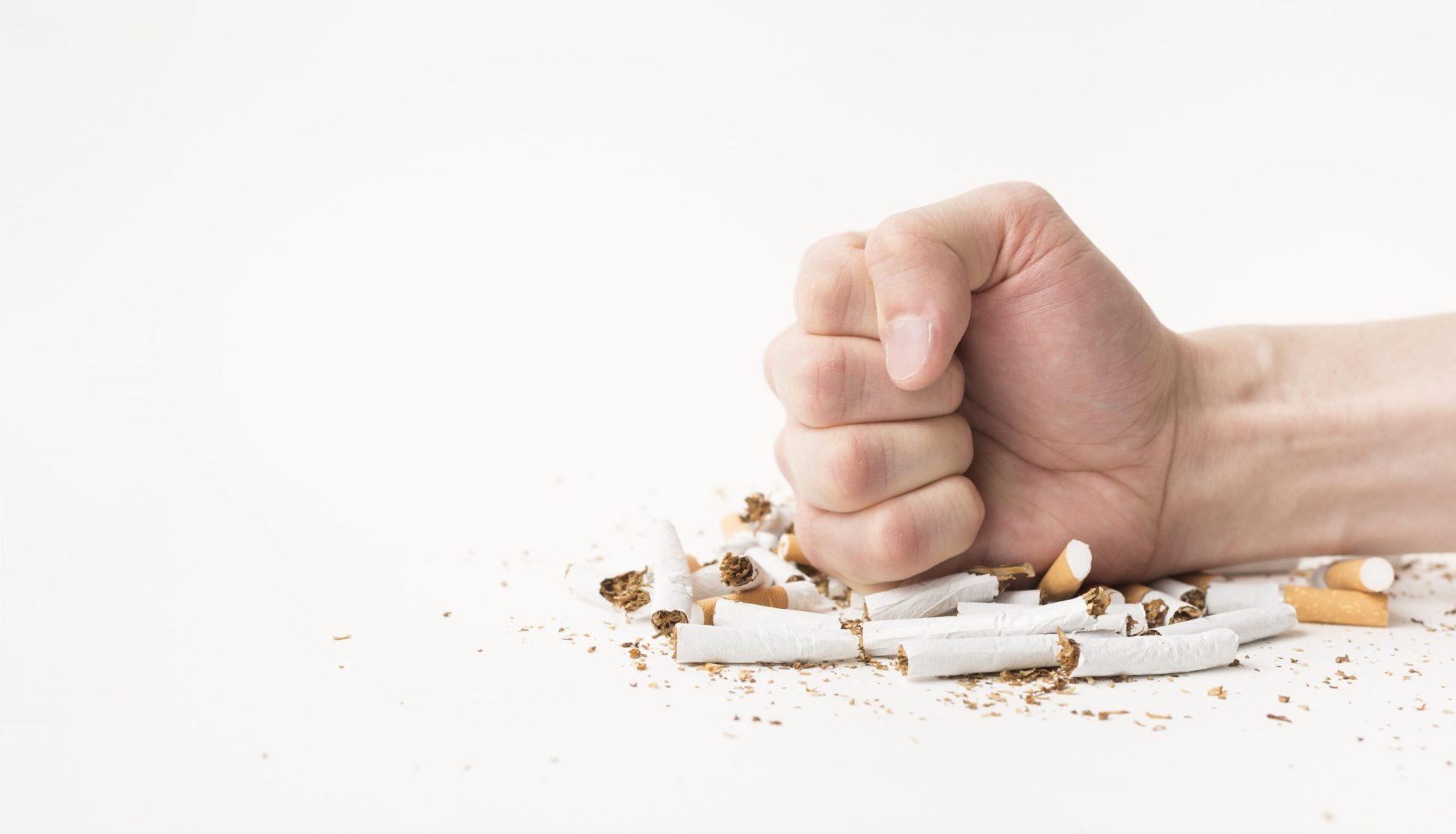 afectează nicotina erecția erecție slabă după 45 de ani
