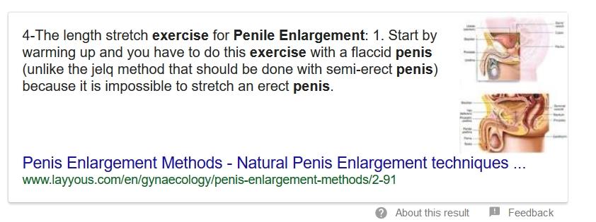 exerciții pentru întinderea penisului