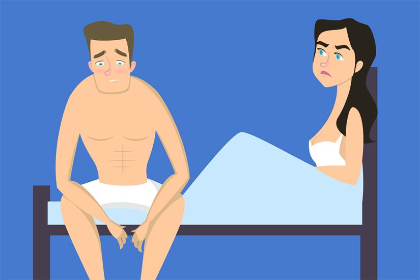 ce poate bea un om dacă nu există erecție durata unei erecții la un bărbat