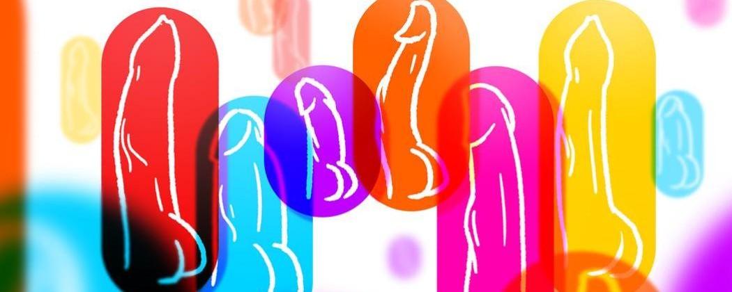 penisul stă așa, este normal mărirea penisului în spital