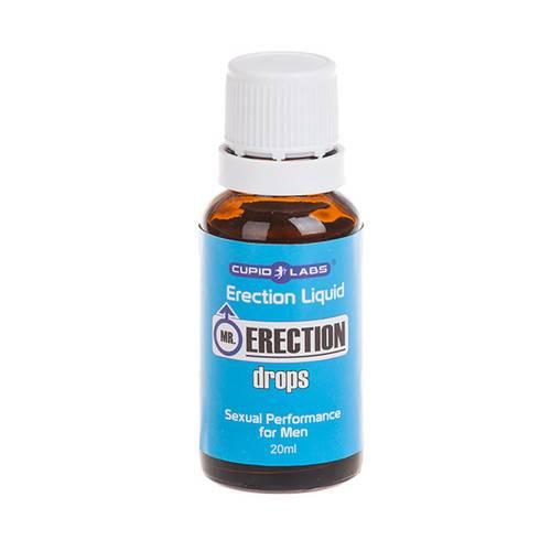 picături pentru tratamentul erecției