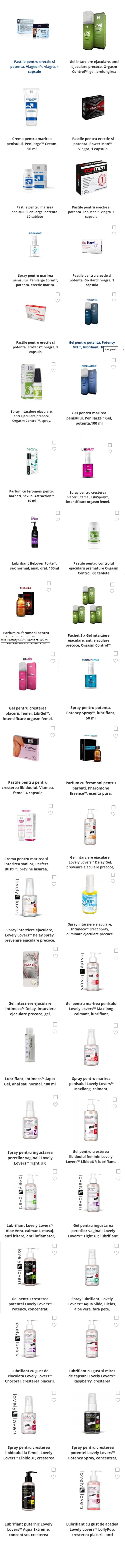 produse pentru mărirea penisului pentru bărbați