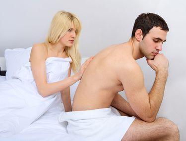 dacă nu există erecție poate cașul apare pe penis