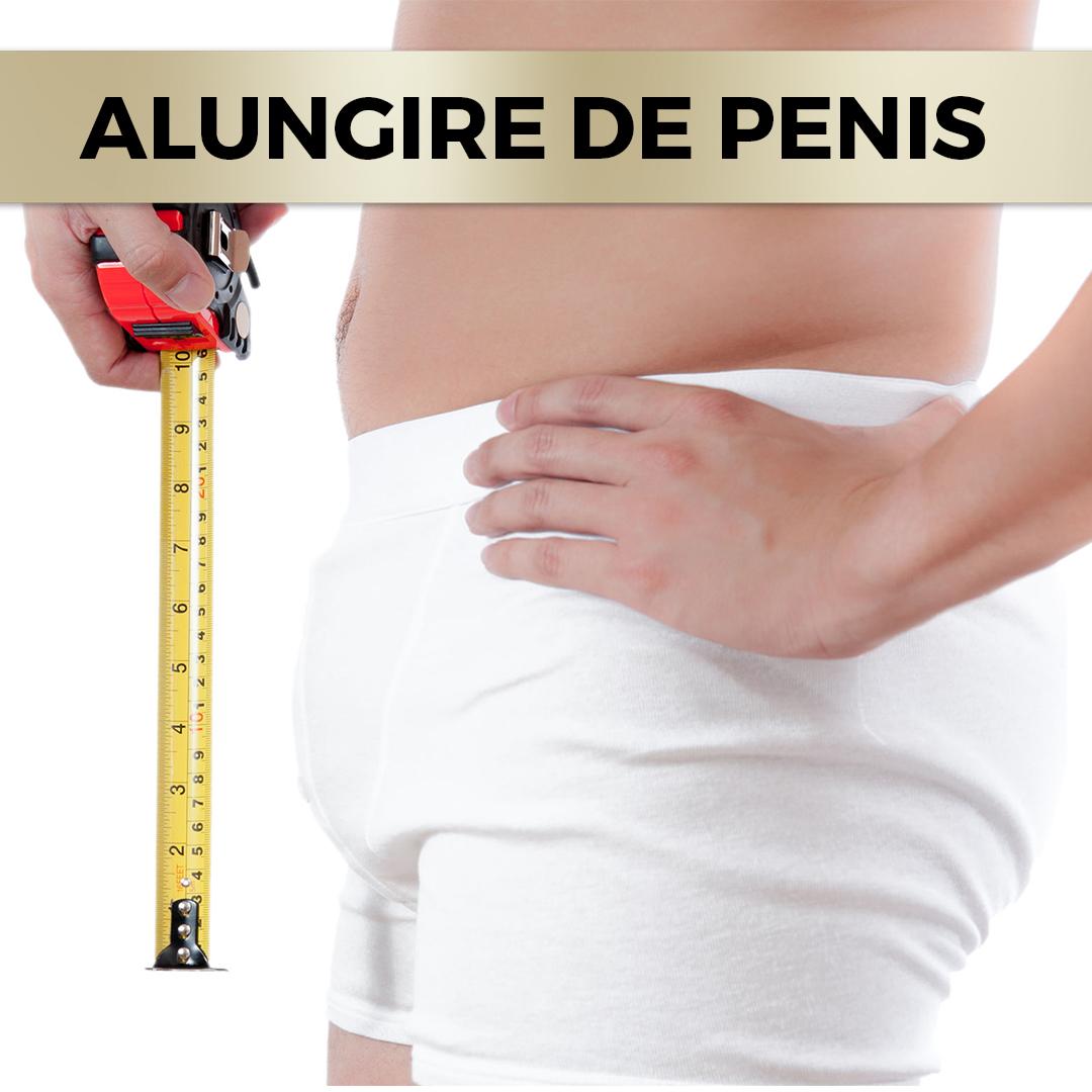 cum se calculează lungimea penisului