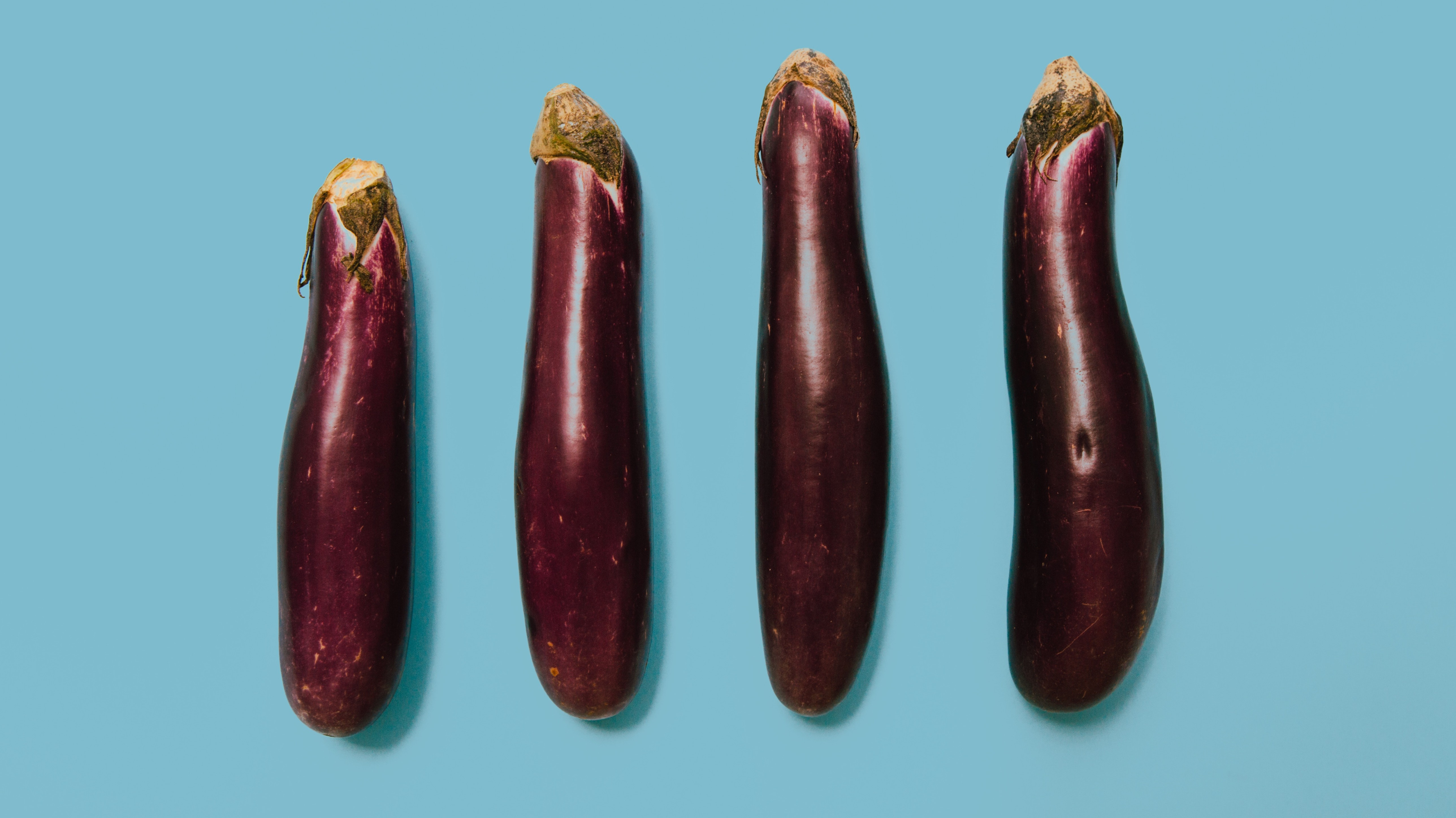 de ce este penisul violet